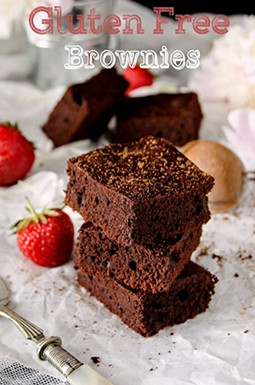 Brownies fara gluten