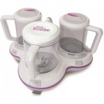 Petit Terraillon - Robot Multifunctional Petit Gourmet Style Cream-Purple